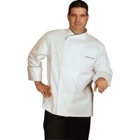 Egyptian Cotton Chef Jackets