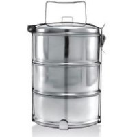 Tiffin stainless steel 14cm