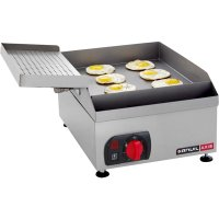 FLAT TOP GRIDDLE ANVIL - EGG GRILLER 400MM