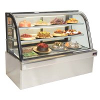 Salvadore display fridge - 0.9m