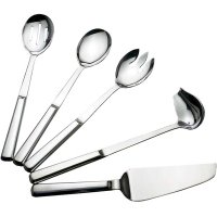 BUFFETWARE-NOTCHED SPOON