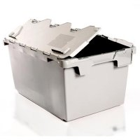 Hinged lid container 26 litre
