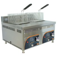 Deep Fat fryer Gas - Double Pan