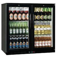 Salvadore Back of Bar cooler 208 litre