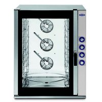 Piron Combi steam oven - Manual - 10 pan