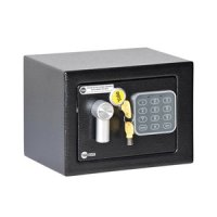 Mini home safe with keypad