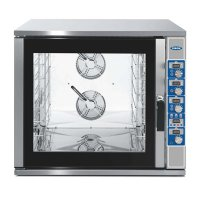 Piron Combi steam oven - Digital - 6 Pan
