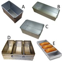 Alusteel bread trays