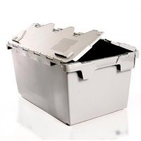 Hinged lid container 75 litre