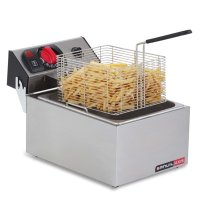 ANVIL DEEP FAT FRYER - SINGLE PAN (ELEC)