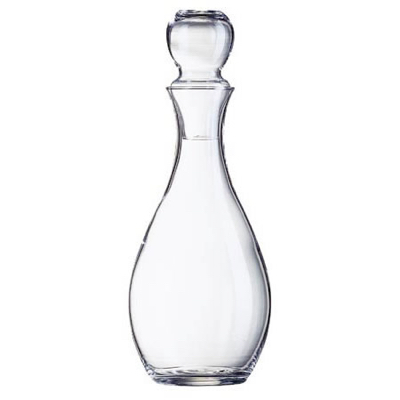 Elegance Decanter with stopper 1 litre