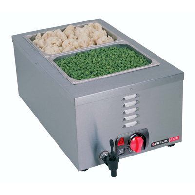 BAIN MARIE TABLE TOP - 1 DIVISION