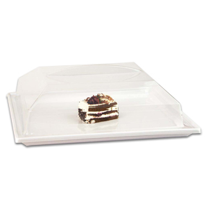Bubbles domes & trays - Square type