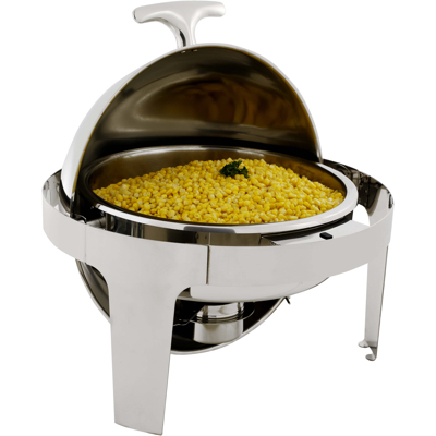 Global chafing dish - rolltop