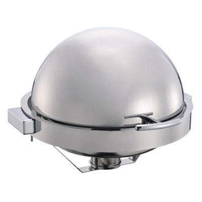 Global chafing dish - countersunk