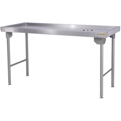 Dirties receiving table - Titan™