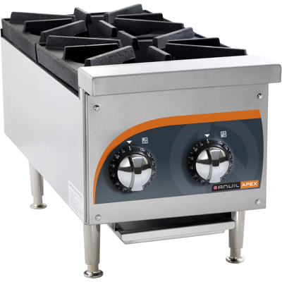 Gas cooker 2 burner