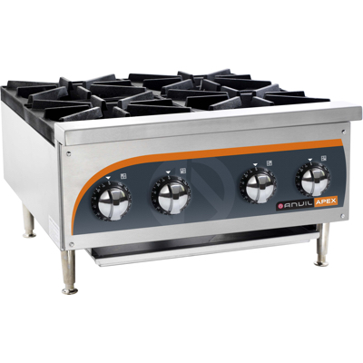 Gas cooker 4 burner