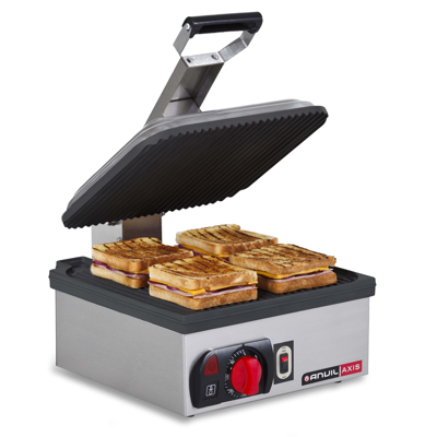 TOASTER ANVIL-PANINI (DELUXE)