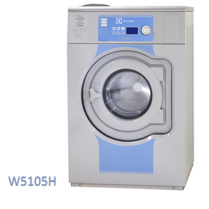 Electrolux industrial washing machine - soft mount
