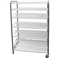 Crockery Rack Mobile 830mm