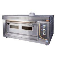 Anvil deck oven gas single deck